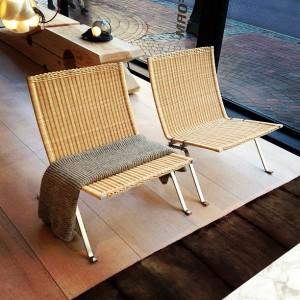 ratanový nábytok stoličky