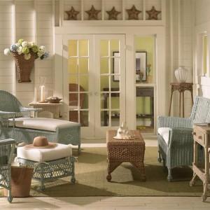 ratanový nábytok