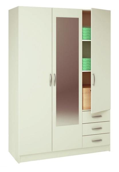 Šatníková skriňa - Tempo Kondela - Slot 400825