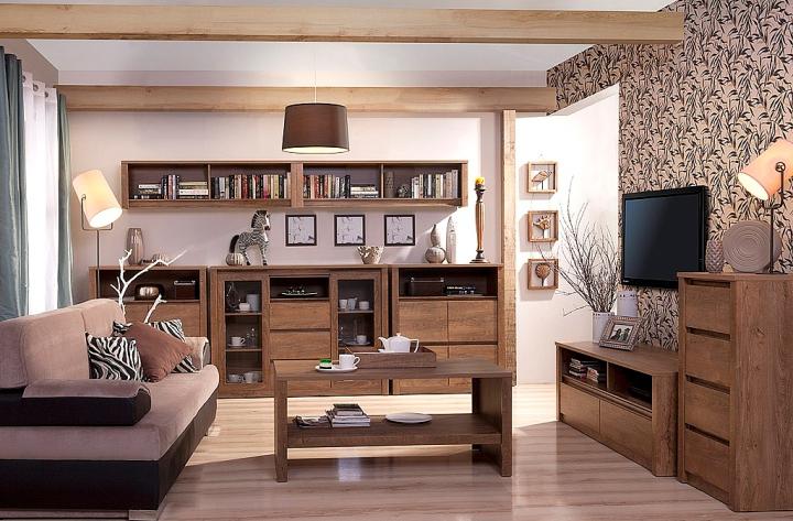Obývacia izba - Tempo Kondela - Monte 2