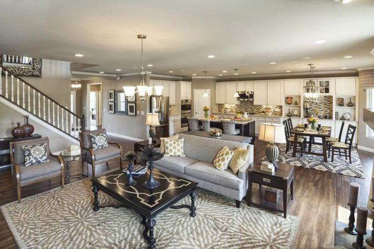 luxusný dom ladený v odtieňoch sivej, bielej, hnedej a čiernej