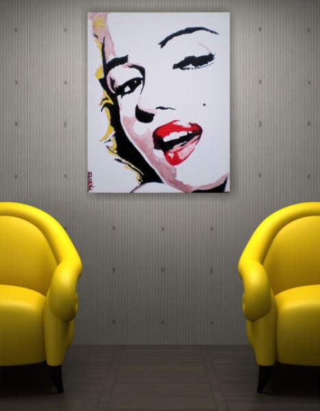 Ručne maľovaný obraz - 30019