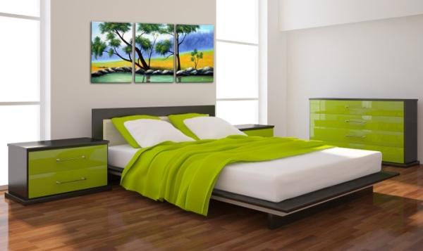 Ručne maľovaný obraz - 21582