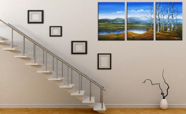 Ručne maľovaný obraz - 22299