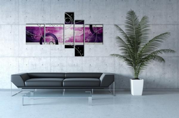 Ručne maľovaný obraz - HK GP 544
