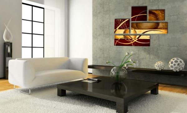Ručne maľovaný obraz - HT 11372
