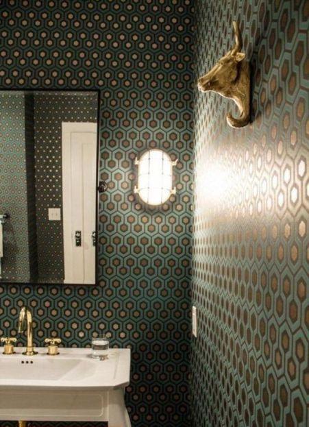 tapeta v kúpeľni