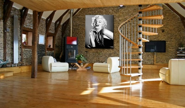 Obraz - Marilyn Monroe 70x50 cm