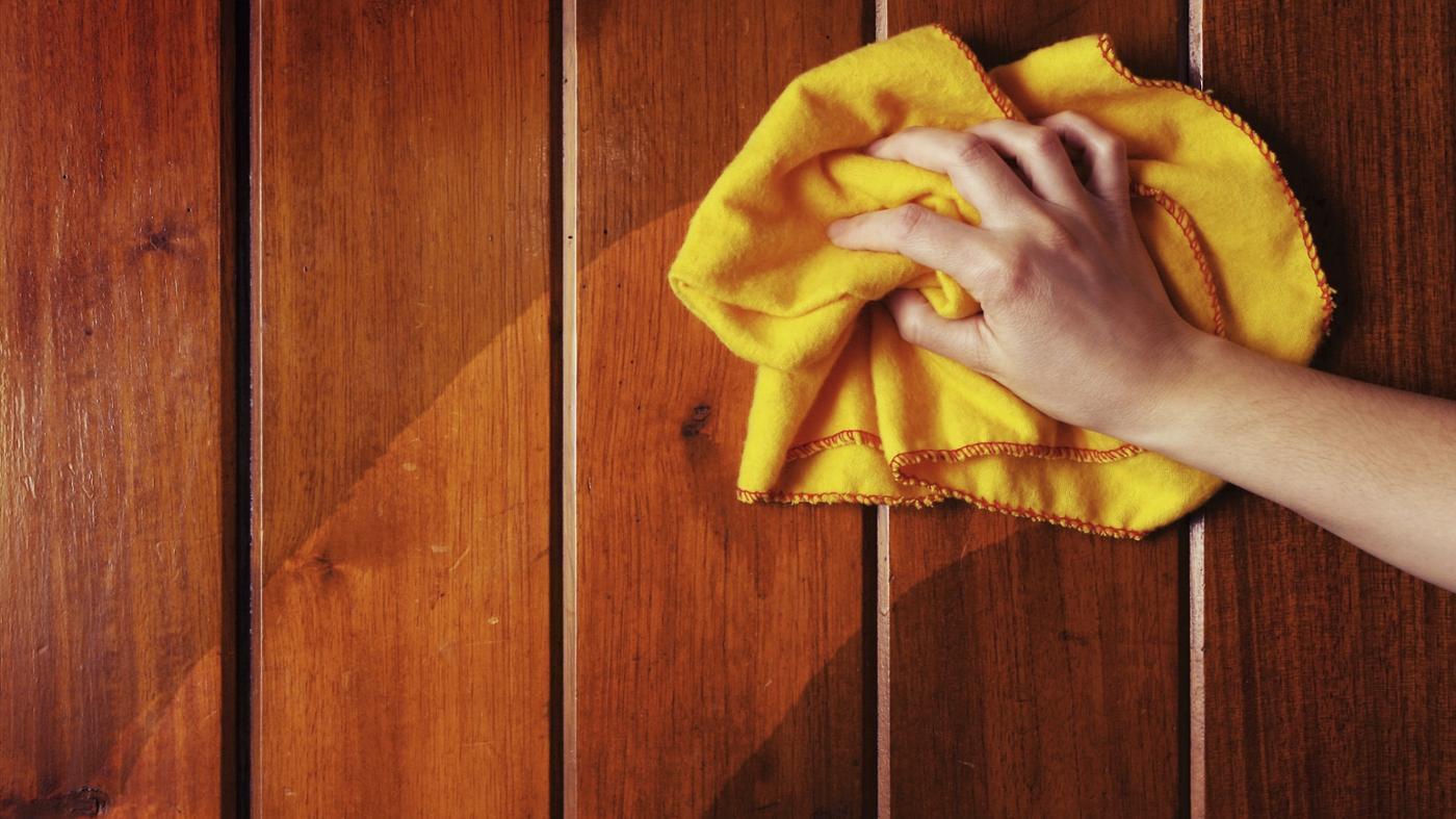 jak správně čistit dřevěné povrchy