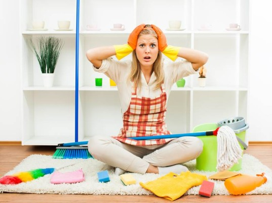 Ako začať upratovať a čistiť dom správnym spôsobom? šetrne k zdraviu i prírode?
