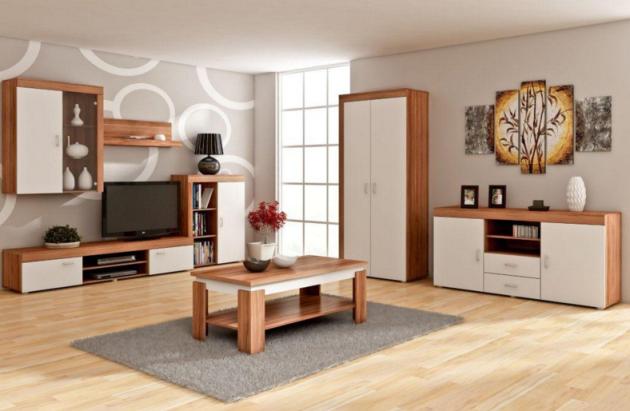 Obývacia stena - WIP - Mamba 1