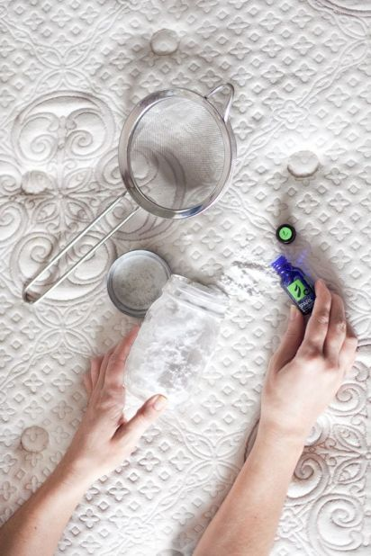 čistenie matraca