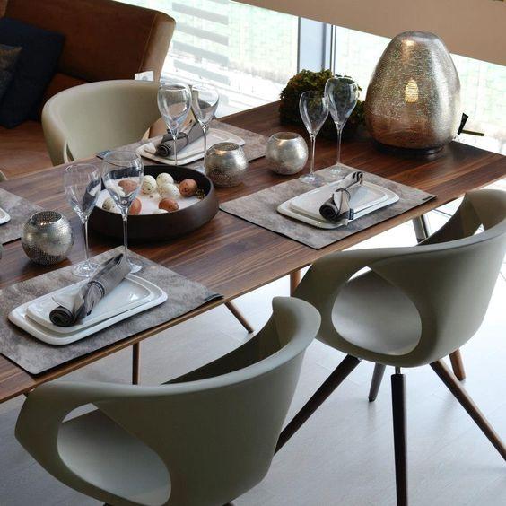 minimalizmus a jednoduchosť v modernom stolovaní