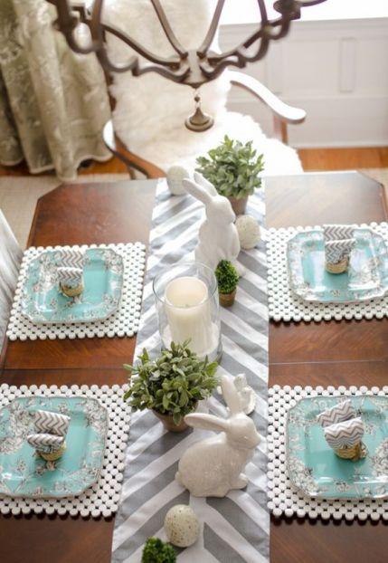 ak máte pekný stôl, nechajte ho vyniknúť