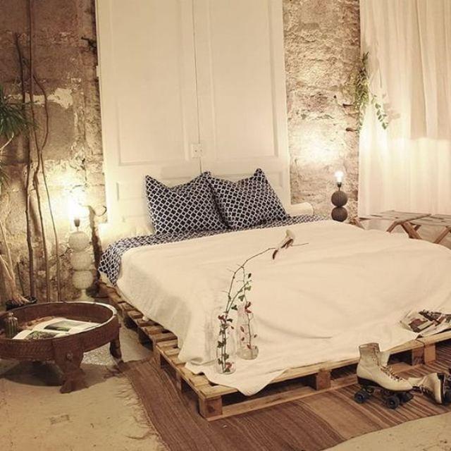 takáto posteľ jednoducho má šmrc