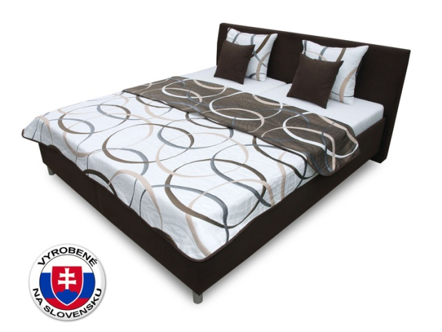 46e2a12414a2 Manželská posteľ 180 cm - Benab - Montana