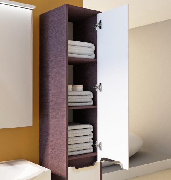 Kúpeľňová skrinka - Juventa - Monza