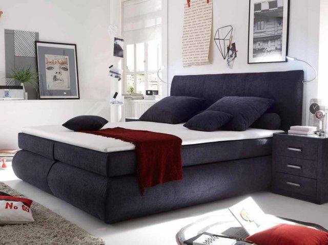 Manželská posteľ Boxspring 180 cm - Renar - Como