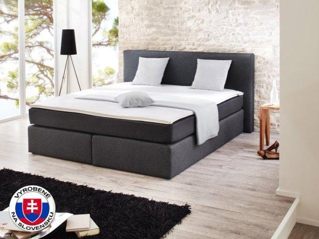 Manželská posteľ Boxspring 180 cm - Styler - Base