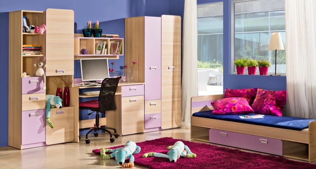 Detská izba Lavendon
