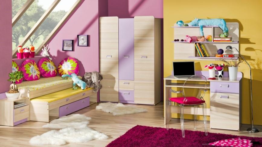 Detská izba Lavendon 3