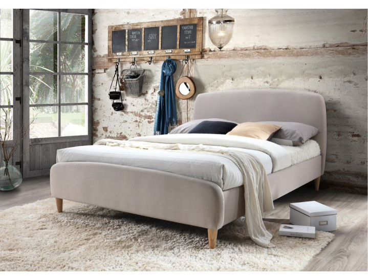 8b6d48130c751 Čalúnené postele sú elegantné, pohodlné a určite si ich obľúbite ...