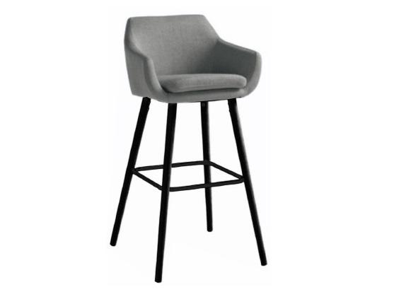 9314af2af99e Rozstup medzi stoličkami by mal byť aspoň 55-60 cm. Koľko stoličiek sa vám  zmestí k pultu teda závisí od jeho dĺžky.