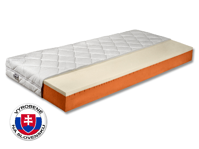 Penový matrac - Benab - Top Visco - 200x180 cm (T3/T4)