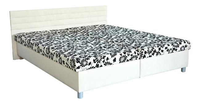 147ed79c54 Manželská posteľ 180 cm Etile (so 7-zónovým matracom lux ...