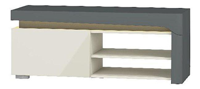 tv stol k skrinka 121 cm thea s osvetlen m nov n. Black Bedroom Furniture Sets. Home Design Ideas