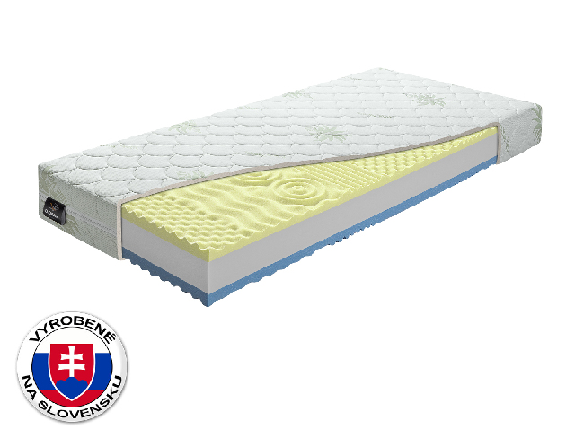 Penový matrac Visco Plus 200x80 cm (T3/T4) *výpredaj
