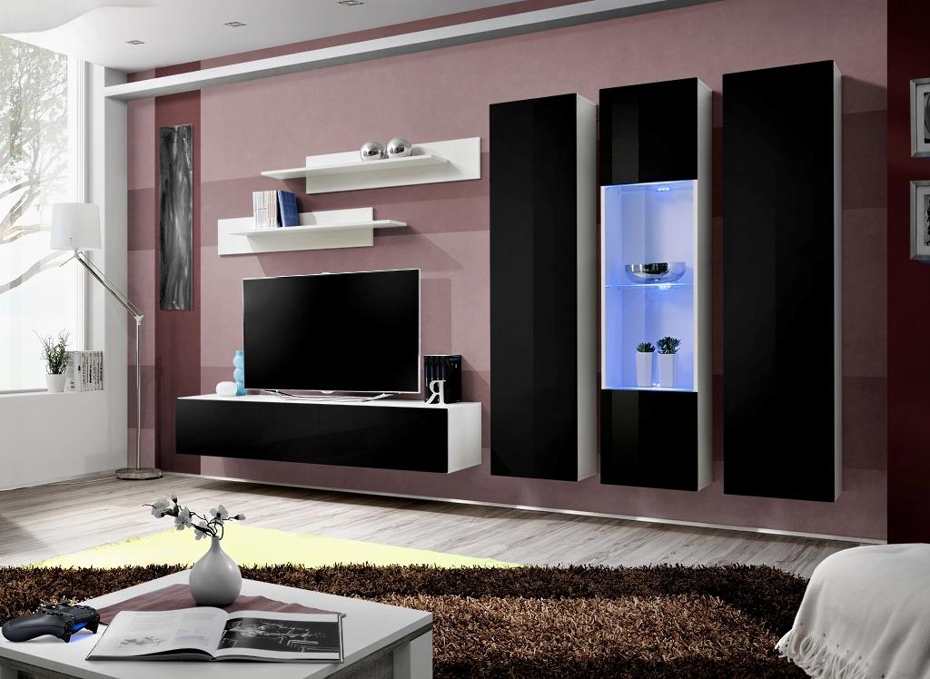 Obývacia stena - ASM - Fly - C5 WS (s osvetlením)