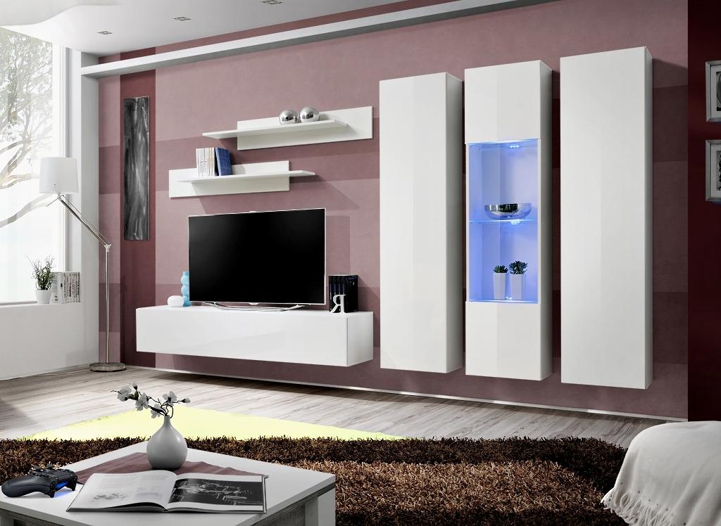 Obývacia stena - ASM - Fly - C5 WW (s osvetlením)