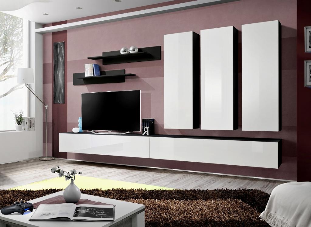 Obývacia stena - ASM - Fly - E1 ZW