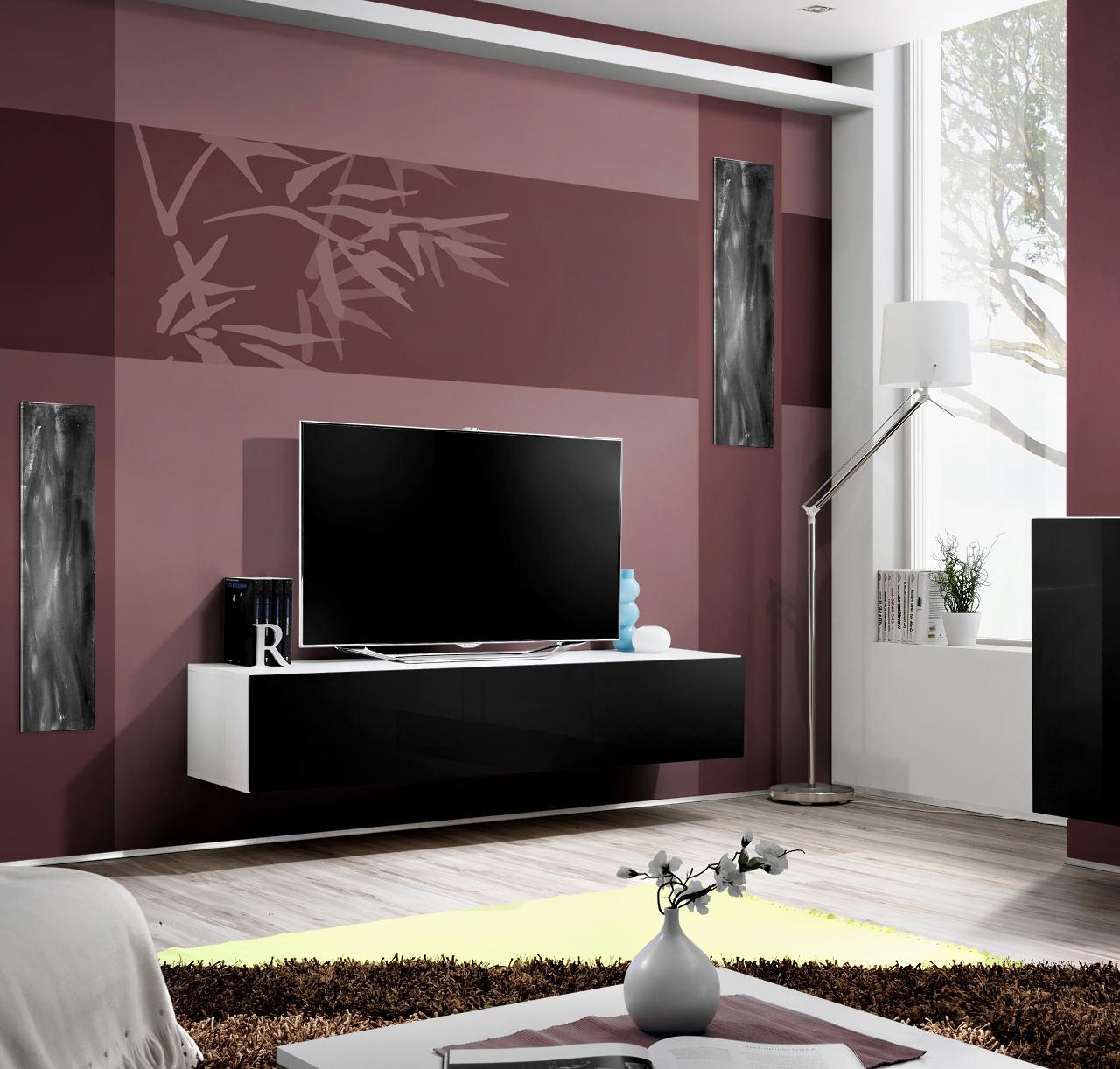 TV stolík/skrinka - ASM - Fly - WS veľký