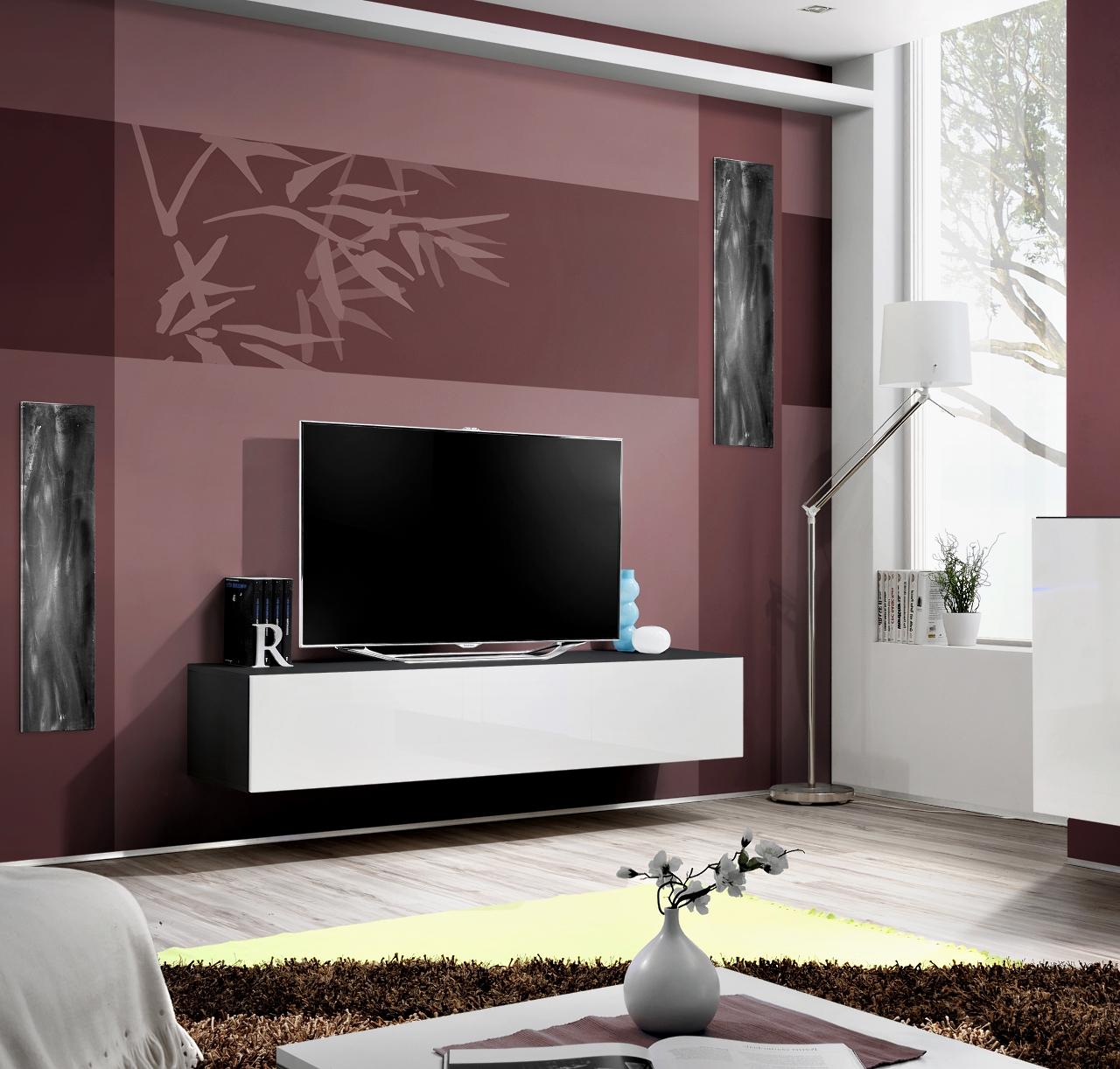 TV stolík/skrinka - ASM - Fly - ZW veľký