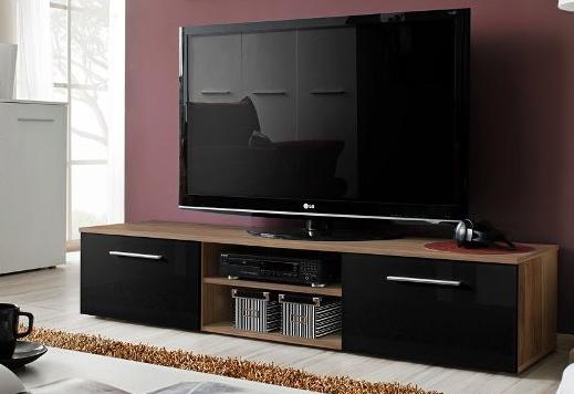 TV stolík/skrinka - ASM - Bono II - NSH
