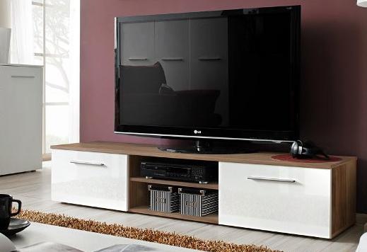 TV stolík/skrinka - ASM - Bono II - NWH