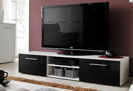 TV stolík/skrinka - ASM - Bono II - WSH