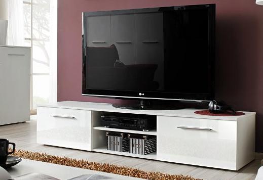 TV stolík/skrinka - ASM - Bono II - WWH