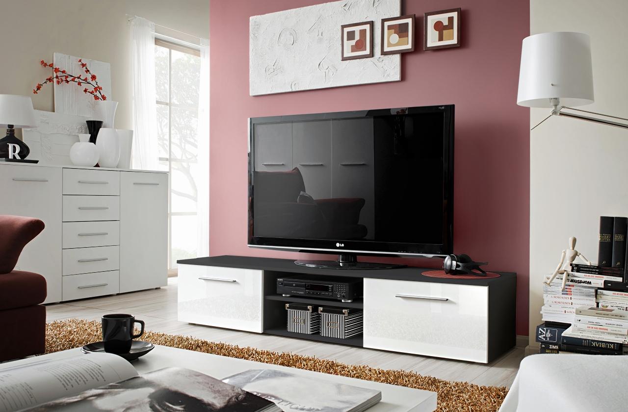 TV stolík/skrinka - ASM - Bono II - ZW