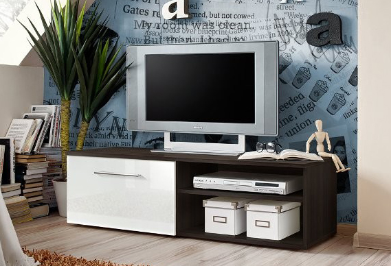 TV stolík/skrinka - ASM - Bono - 23 EMWH B1. Sme autorizovaný predajca ASM. Vlastná spoľahlivá doprava až k Vám domov.