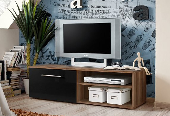 TV stolík/skrinka - ASM - Bono I - NSH