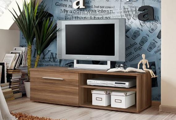 TV stolík/skrinka - ASM - Bono I - NU