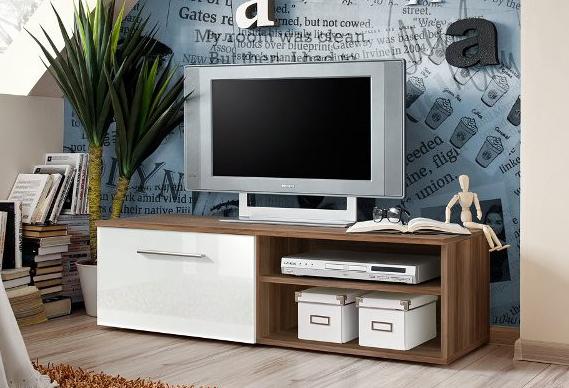 TV stolík/skrinka - ASM - Bono I - NWH