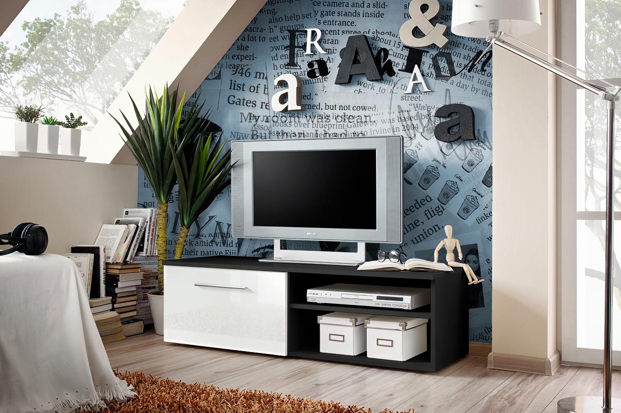 TV stolík/skrinka - ASM - Bono - 24 ZW B1. Sme autorizovaný predajca ASM. Vlastná spoľahlivá doprava až k Vám domov.