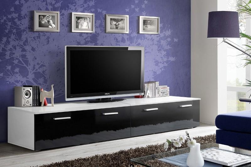 TV stolík/skrinka - ASM - Duo - WS