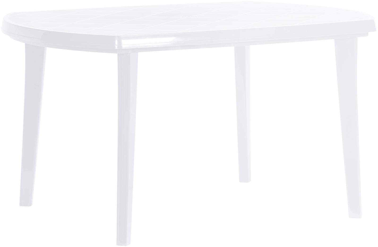 Záhradný stôl - Allibert - Elise white