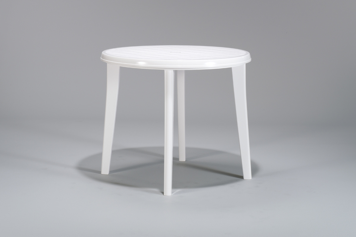 Záhradný stôl - Allibert - Lisa white