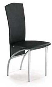 Jedálenská stolička - Artium - AC-1017 BK